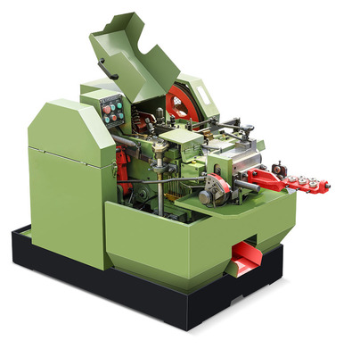 Tail hole punch machine (semi-hollow rivet machine) series