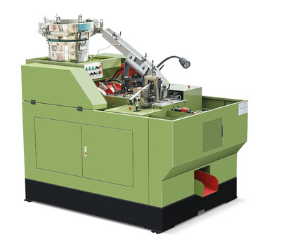 Open and close die header (secondary forming machine) series